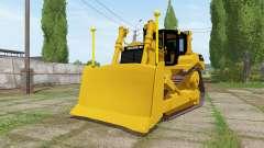 Caterpillar D7R v1.2 para Farming Simulator 2017