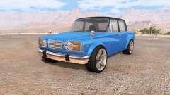 Ibishu Miramar custom para BeamNG Drive
