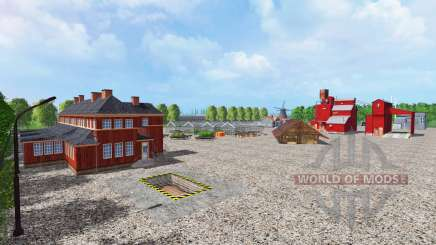Region Of Texas v1.2 para Farming Simulator 2015
