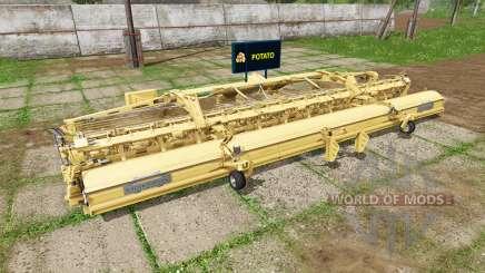 HOLMER HR 20 para Farming Simulator 2017