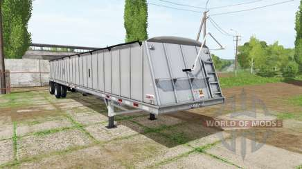 Dakota grain trailer para Farming Simulator 2017