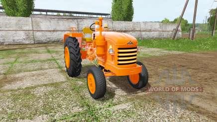 Renault D22 para Farming Simulator 2017