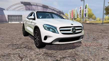 Mercedes-Benz GLA 220 CDI (X156) para Farming Simulator 2013