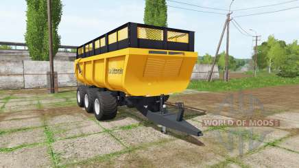 La Littorale C 390 para Farming Simulator 2017