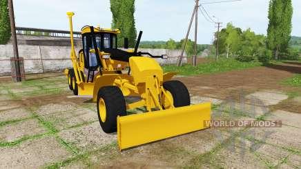 Caterpillar 140H v2.0 para Farming Simulator 2017