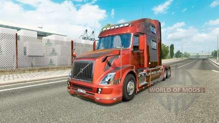 Volvo VNL 780 v4.2 para Euro Truck Simulator 2