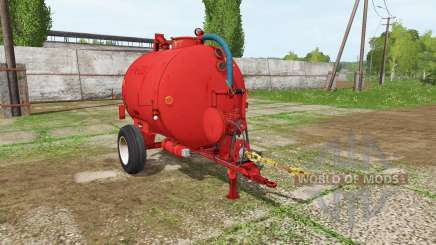 Meprozet Koscian PN 20 para Farming Simulator 2017