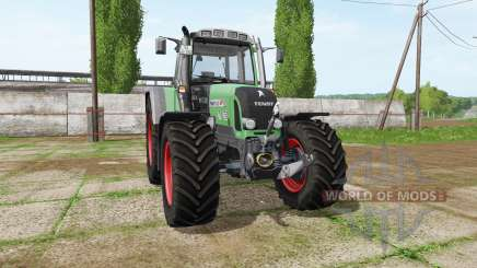 Fendt 820 Vario TMS v1.2 para Farming Simulator 2017