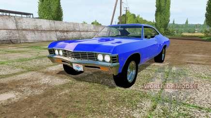 Chevrolet Impala SS 427 1967 para Farming Simulator 2017