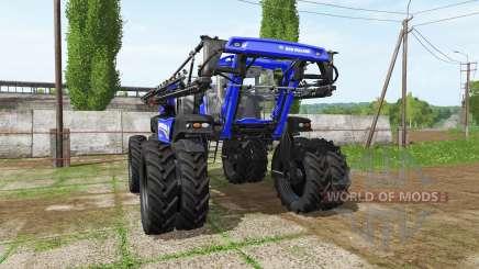 New Holland SP.400F v1.0.0.3 para Farming Simulator 2017
