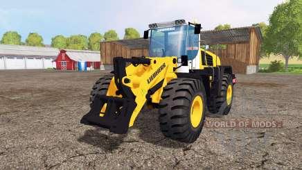 Liebherr L550 para Farming Simulator 2015