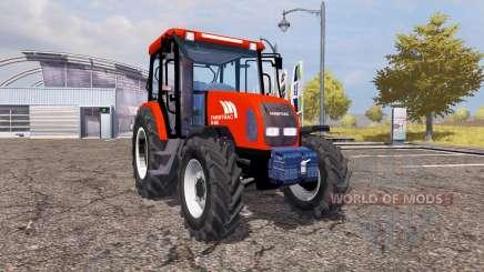 Farmtrac 80 v2.0 para Farming Simulator 2013