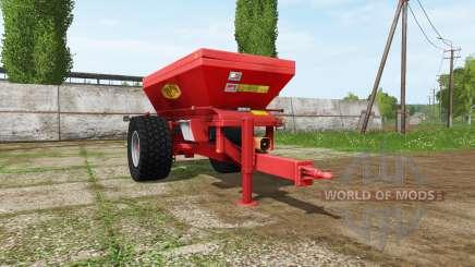 BREDAL K40 para Farming Simulator 2017