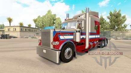 806 de Camionagem de pele para o caminhão Peterbilt 389 para American Truck Simulator