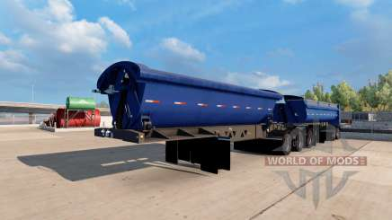 Midland TW3500 B-train para American Truck Simulator