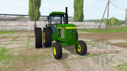 John Deere 4240 para Farming Simulator 2017