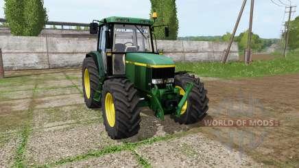 John Deere 6910 para Farming Simulator 2017