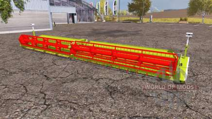 CLAAS Vario 1200 v2.5 para Farming Simulator 2013