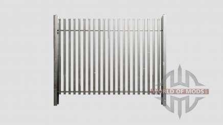 Industrial fences para Farming Simulator 2015