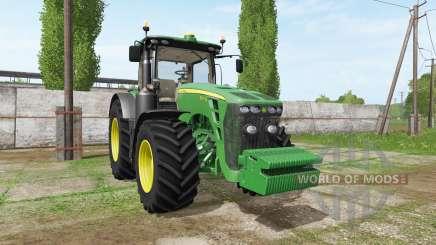 John Deere 8345R v2.0 para Farming Simulator 2017
