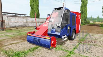 SILOKING SelfLine Compact 1612 extraordinaire para Farming Simulator 2017