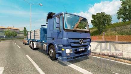 Truck traffic pack v2.3.1 para Euro Truck Simulator 2