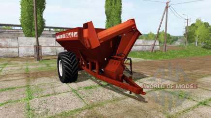 Madrugada de 20 de v1.1 para Farming Simulator 2017