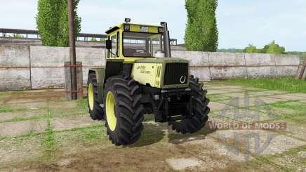 Mercedes-Benz Trac 1500 Turbo para Farming Simulator 2017