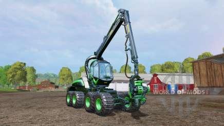 PONSSE Scorpion para Farming Simulator 2015