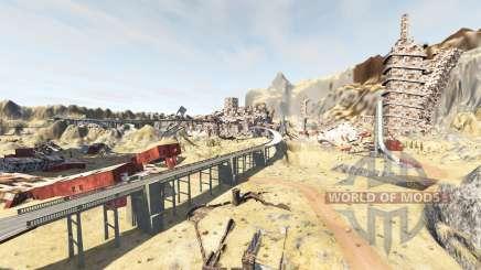 Wasteland v1.2 para BeamNG Drive
