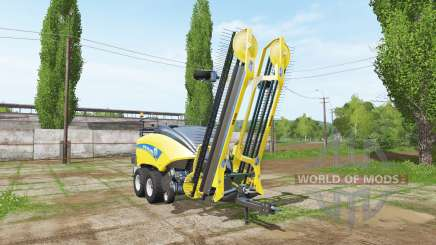 New Holland BigBaler 1290 Nadal R90 v1.2 para Farming Simulator 2017