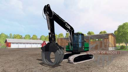 Grapple loader para Farming Simulator 2015