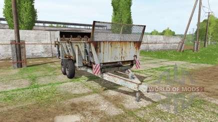 RUR 10 para Farming Simulator 2017