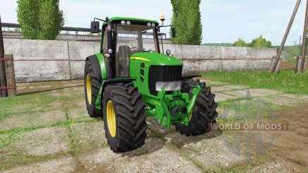 John Deere 7530 Premium v2.0 para Farming Simulator 2017