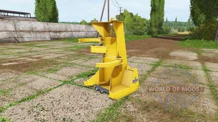 DFM CFB-16 v1.3 para Farming Simulator 2017
