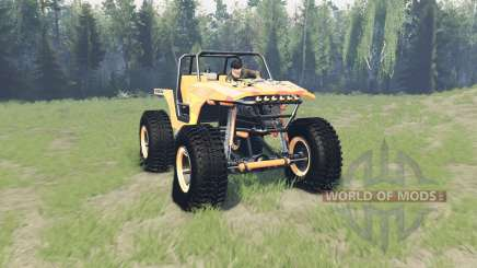 Suzuki LJ80 rock crawler para Spin Tires
