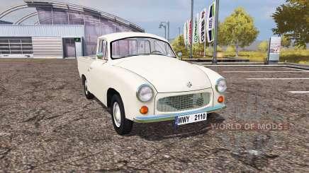FSM Syrena R20 1981 para Farming Simulator 2013