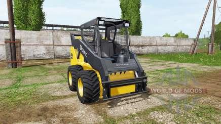 John Deere 320E para Farming Simulator 2017