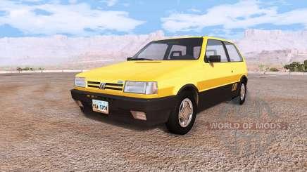 Fiat Uno v0.2 para BeamNG Drive