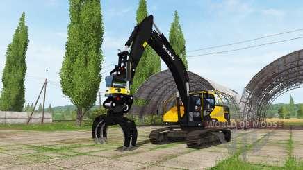 Volvo EC300E para Farming Simulator 2017