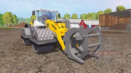 Liebherr L576 special sillage para Farming Simulator 2015