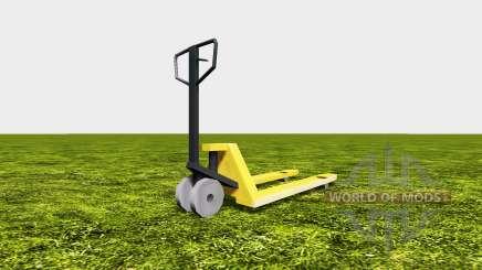 Transpallet para Farming Simulator 2017