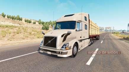 Truck traffic v1.7 para American Truck Simulator