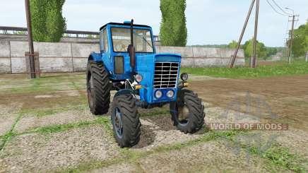MTZ 52 v2.0 para Farming Simulator 2017