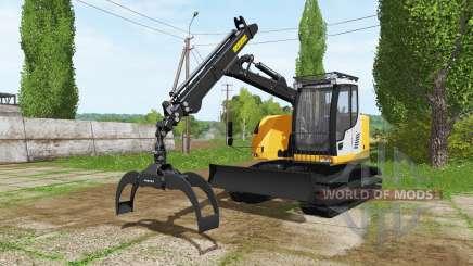 Liebherr R 914 v1.1 para Farming Simulator 2017
