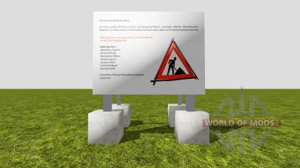 Set construction sites v1.1 para Farming Simulator 2015