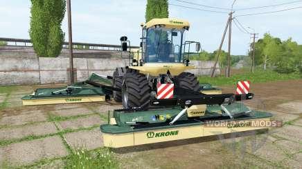 Krone BiG M 500 v3.1 para Farming Simulator 2017