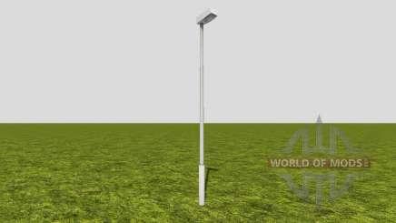 Street lamp para Farming Simulator 2017