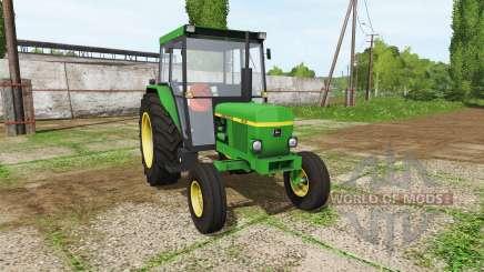 John Deere 1630 para Farming Simulator 2017