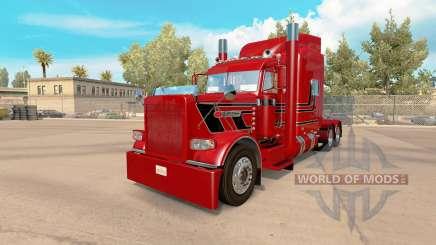 GP capa Personalizada para o caminhão Peterbilt 389 para American Truck Simulator